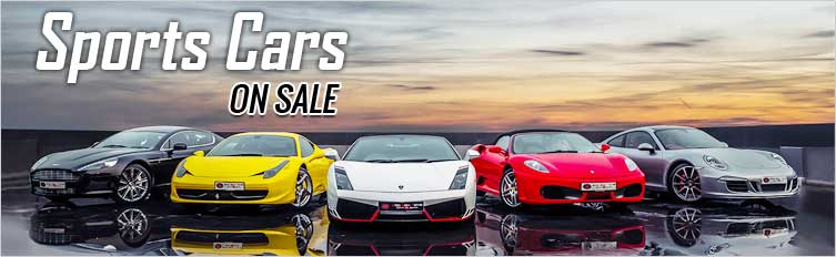 Sports Cars on Sale