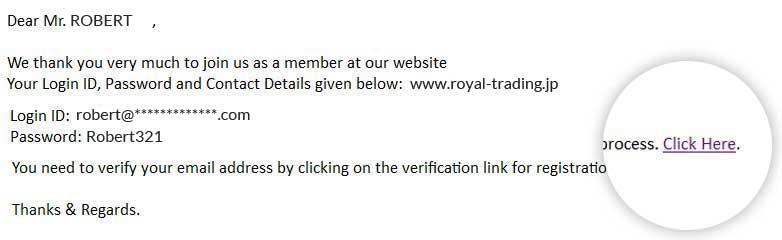 Royal Trading Co., LTD