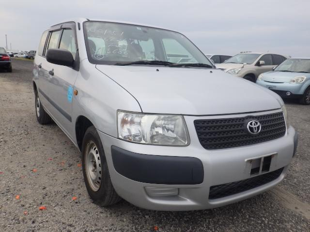 Toyota SUCCEED VAN 2011