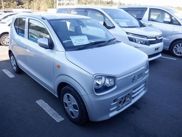 Suzuki ALTO S RADAR BRAKE 2015